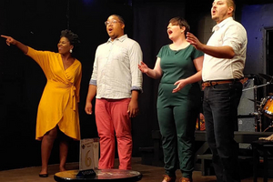 BWW Review: SONGS FOR A NEW WORLD at Mind's Eye Theatre Company
