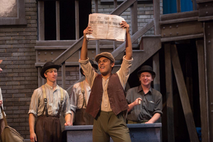 BWW Review: NEWSIES at Nebraska Wesleyan Theatre is Flippin' Fun!