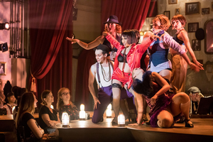 BWW Review:  Immersive CHICAGO at Theater Latte Da