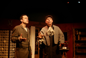 BWW Review: THE MYSTERY OF IRMA VEP at The Chicken Coop Theatre Company