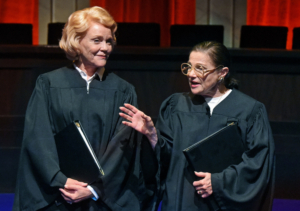Review: SISTERS IN LAW Celebrates Friendship and Conflict Between the Supreme Court's First Two Female Justices