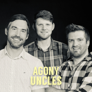 AGONY UNCLES Comes to Alexander Upstairs