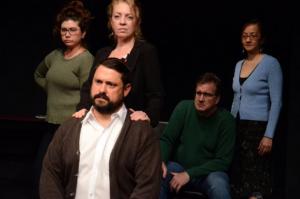 BWW Review: Theatre Artists Studio Presents Deirdre Kinahan's RATHMINES ROAD