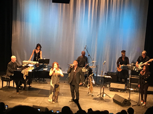 BWW Review: VALERIE SIMPSON at HACPAC