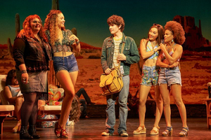 BWW Review: ALMOST FAMOUS at The Old Globe is Ready to Bring Some Rock and Roll to Broadway