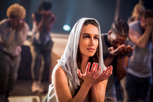 BWW Interview: Jenna Rubaii of JESUS CHRIST SUPERSTAR at Bass Concert Hall