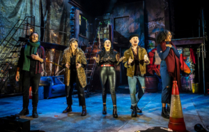 BWW Review: BROOKLYN - THE MUSICAL, Greenwich Theatre