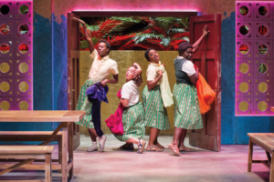 Review Roundup: What Did Critics Think of SCHOOL GIRLS; OR, THE AFRICAN MEAN GIRLS PLAY at Round House Theatre?