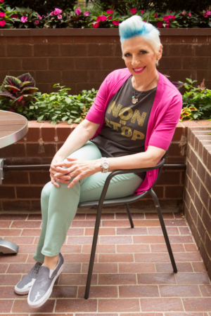 Lisa Lampanelli Returns in All New Show at Bay Street Theater