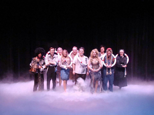 BWW Review: DISASTER Delights at La Comedia Dinner Theatre