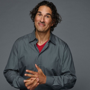 Gary Gulman Brings PEACE OF MIND Tour To New Jersey Performing Arts Center