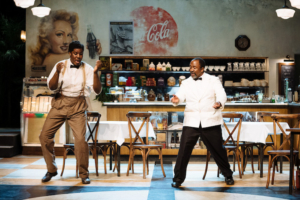 BWW Review: 'MASTER HAROLD'...AND THE BOYS, National Theatre