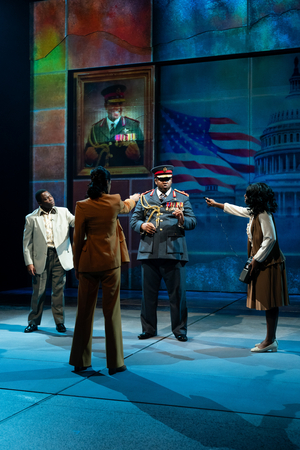 BWW Review: THE LAST KING OF SCOTLAND, Crucible, Sheffield