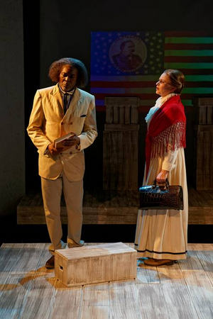 BWW Review: THE AGITATORS at Upstream Theater
