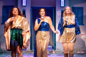 BWW Review: MAMMA MIA! Celebrates the Power of Family, Friendship and Love