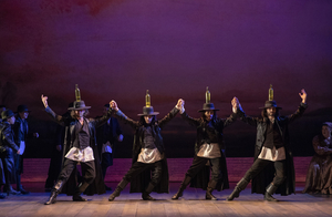 BWW Review: FIDDLER ON THE ROOF is Tradition at It's Best at Murat Theatre
