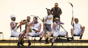 BACCHAE: PRELUDE TO A PURGE Makes US Premiere at BAM Next Wave