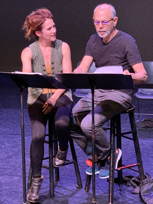 BWW Review: LOVE at Center Stage Theater