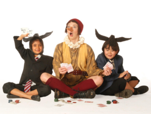 The Cultch Presents EAST VAN PANTO: PINOCCHIO