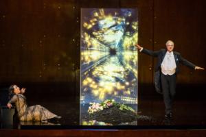 Photo Flash: BLUEBEARD'S CASTLE / ERWARTUNG at the New York Philharmonic