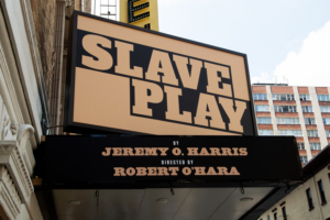 BWW TV: Watch Broadway Walk the Red Carpet on Opening Night of SLAVE PLAY
