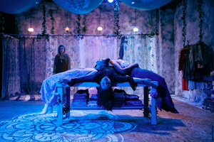 BWW Review: Lily Houghton's OF THE WOMAN Explores Commercialized Feminism and the Goddess Within