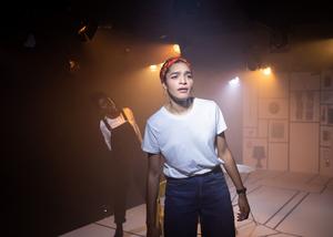 BWW Review: SHUCK 'N' JIVE, Soho Theatre
