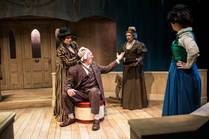 BWW Review: A DOLL'S HOUSE: PART 2 at Iowa Stage: Opening the Door to A New Look at Familiar Characters