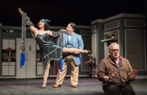 Review: THE DROWSY CHAPERONE Centers on Taming a Pampered Starlet on Her Wedding Day