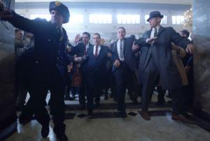 BREAKING: Martin Scorsese's Film THE IRISHMAN Will Screen at Broadway's Belasco Theatre