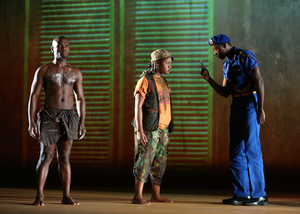 BWW Review: MLIMA'S TALE at Westport Country Playhouse