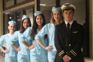 CATCH ME IF YOU CAN Takes Off at Kelsey Theatre