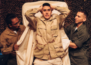 Classic Theatre Opens Second Series with ELLIOT, A SOLDIER'S FUGUE