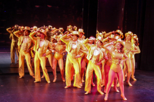 BWW Review: Syracuse University Department of Drama Begins Season with A CHORUS LINE at Syracuse Stage