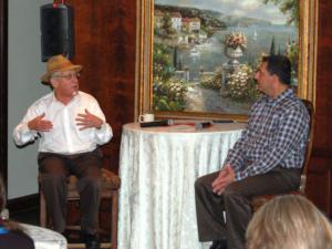Sinatra Scholars Talk Frank At The Swingin' Nassau Inn