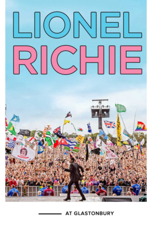 Lionel Richie's Glastonbury Festival Performance Comes to Cinemas Worldwide
