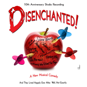 10th Anniversary Special Edition Recording Of DISENCHANTED! is Available Today