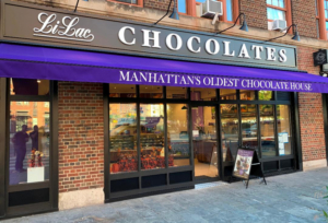 LI-LAC CHOCOLATES Opening Sixth Location on 7th Avenue in the West Village