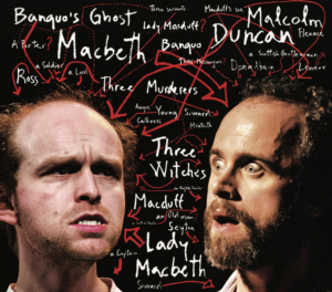 University of Notre Dame Stages 2-Man MACBETH