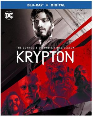 KRYPTON Season Two Heads to Blu-ray & DVD