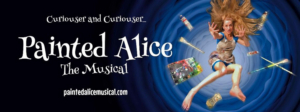 PAINTED ALICE Comes to The Plaxall Gallery In Long Island City