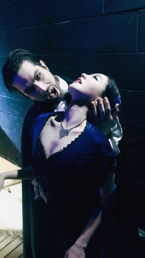 Roxey Ballet Stages Dance Adaptation of DRACULA