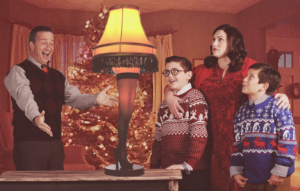 Palo Alto Players Presents A CHRISTMAS STORY, THE MUSICAL