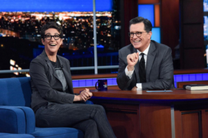 RATINGS: THE LATE SHOW WITH STEPHEN COLBERT Continues Winning Ways In Week Two Of 2019-2020 Broadcast Season