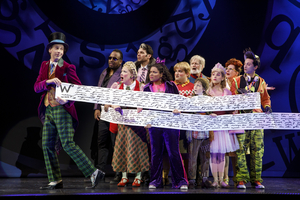 BWW Review: CHARLIE AND THE CHOCOLATE FACTORY IS WINNER at The Straz Center For The Performing Arts