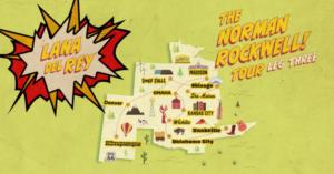 Lana Del Rey Announces Next U.S. Leg Of Her NORMAN ROCKWELL! TOUR