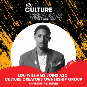 Lou Williams Joins Ownership Team of A3C Festival & Conference