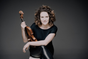 Boston Philharmonic Presents Liza Ferschtman In Her Boston Debut