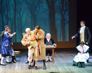 BWW Feature: THE CRUCIBLE at Palm Canyon Theatre