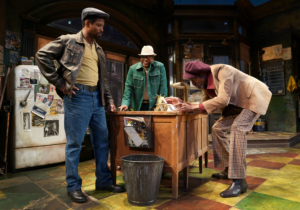 Cast Is Set For August Wilson's JITNEY At The Mark Taper Forum